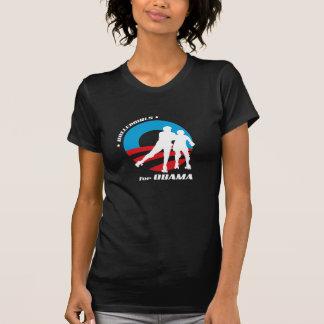 Oscuridad básica de Girlie Camisas