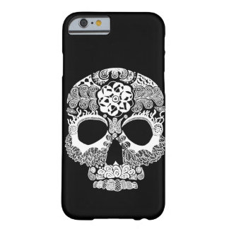 Oscuridad de Bella Muerte del La para el iPhone Funda Para iPhone 6 Barely There