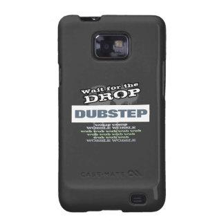Oscuridad de Dubstep Samsung Galaxy S2 Funda