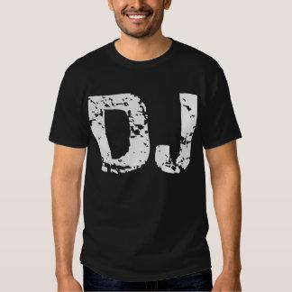 Oscuridad de la camiseta de DJ Remera
