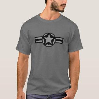 Oscuridad de la camiseta del Wraith