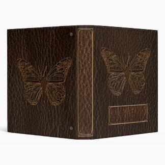 """Oscuridad de la mariposa de la Cuero-Mirada Carpeta 1"""""""