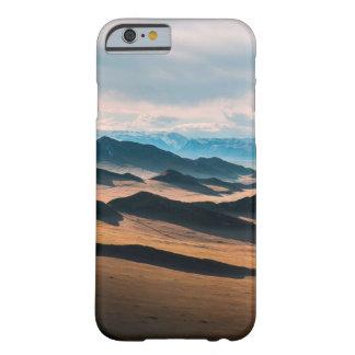 oscuridad de la montaña funda de iPhone 6 barely there