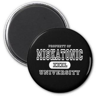 Oscuridad de la universidad de Miskatonic Imán Redondo 5 Cm