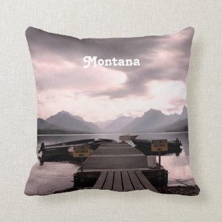 Oscuridad de Montana Almohadas