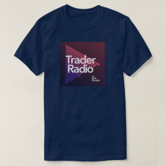 Oscuridad de radio del comerciante camisas