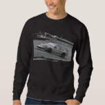 OSCURIDAD del suéter del cuello barco S13
