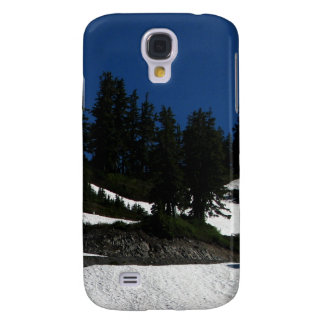 Oscuridad del verano del panadero del Mt Funda Para Galaxy S4