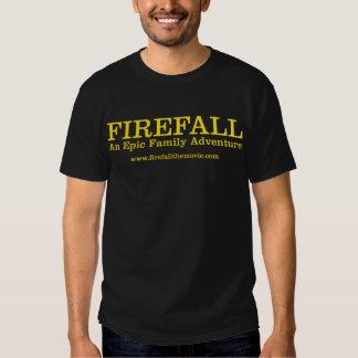 Oscuridad épica de Firefall Remeras