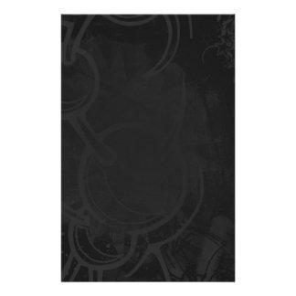 Oscuridad perpetua, celestial papeleria de diseño