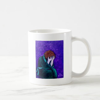 Oscuridad total taza