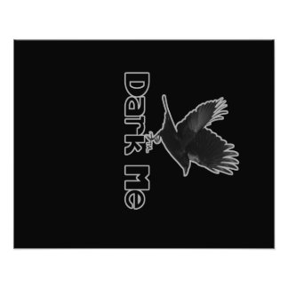 oscuridad yo cuervo fotografias