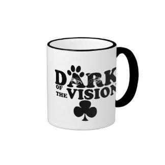 Oscuro Taza