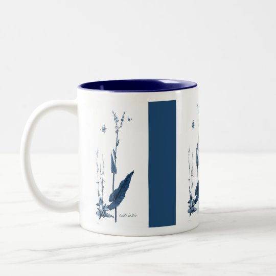 Oseille des Prés Two-Tone Coffee Mug