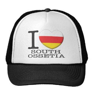 Osetia del Sur Gorros Bordados