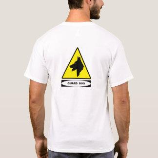 OSHA Guard Dog (back design) T-Shirt