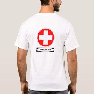 OSHA Medical Kit (back design) Shirt
