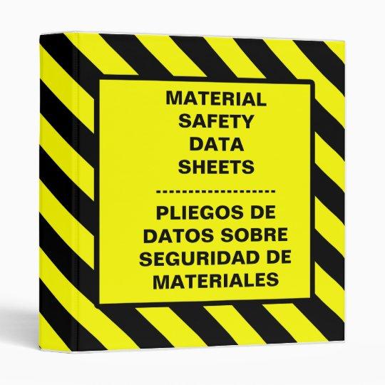 SDS Binders & More | OSHA Safety Training Videos & DVDs