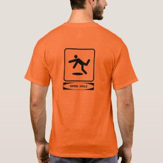 OSHA Open Hole (back design) T-Shirt