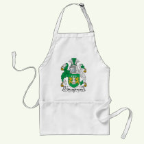 O'Shaughnessy Family Crest Apron