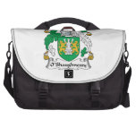O'Shaughnessy Family Crest Laptop Bag