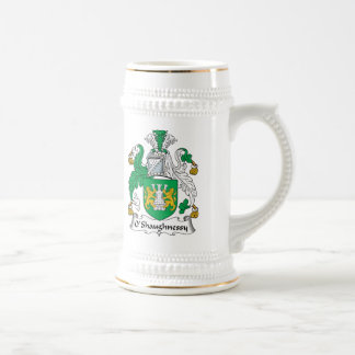 O'Shaughnessy Family Crest Coffee Mugs