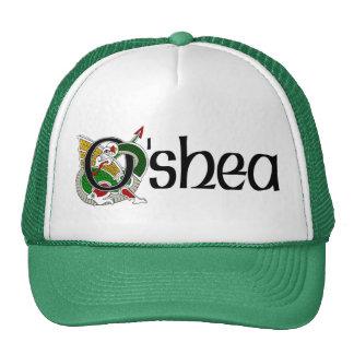 O'Shea Celtic Dragon Cap Trucker Hat