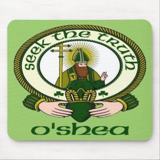 O'Shea Clan Motto Mouse Pad