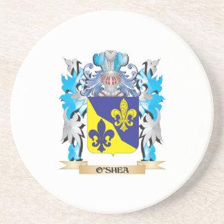 O'Shea Coat of Arms - Family Crest Beverage Coaster