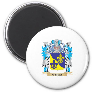 O'Shea Coat of Arms - Family Crest Fridge Magnets
