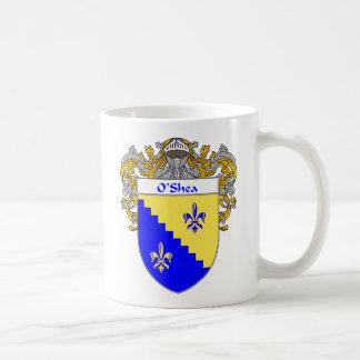 O'Shea Coat of Arms (Mantled) Coffee Mug