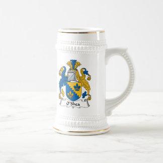 O'Shea Family Crest Coffee Mugs