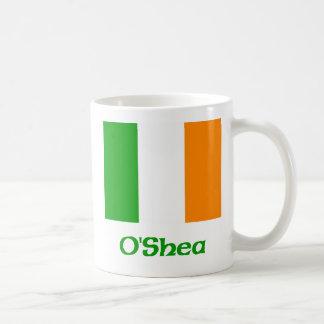 O'Shea Irish Flag Mug