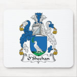 O'Sheehan Family Crest Mouse Pad