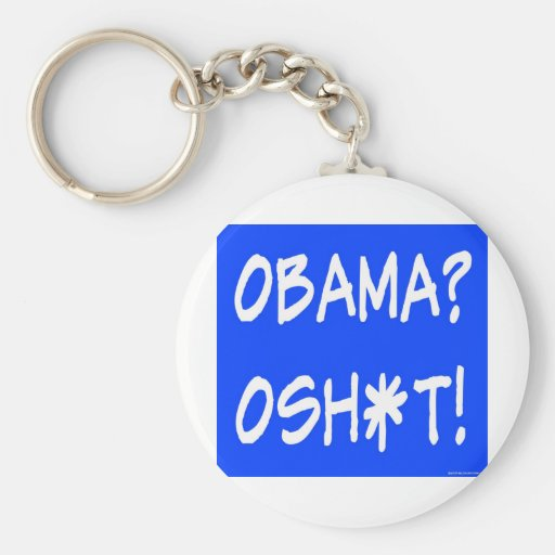 oshi*t de obama llavero redondo tipo pin