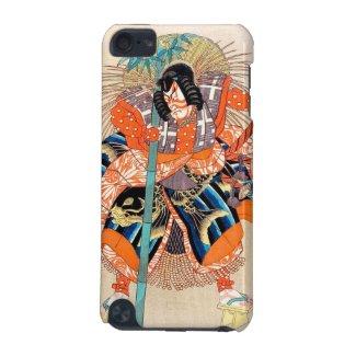 Oshimodori,from the series Eighteen Great Kabuki