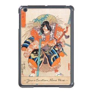 Oshimodori,from the series Eighteen Great Kabuki Case For iPad Mini