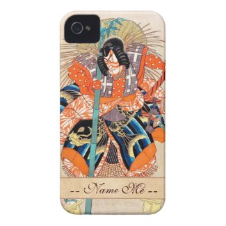 Oshimodori,from the series Eighteen Great Kabuki Case-Mate iPhone 4 Case