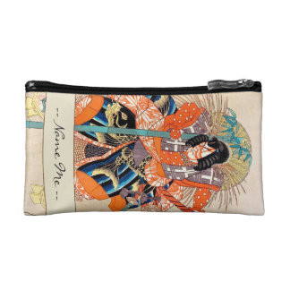 Oshimodori,from the series Eighteen Great Kabuki Makeup Bag