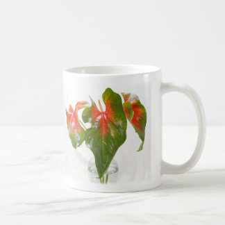 Oshiro Obake Anthurium Coffee Mug