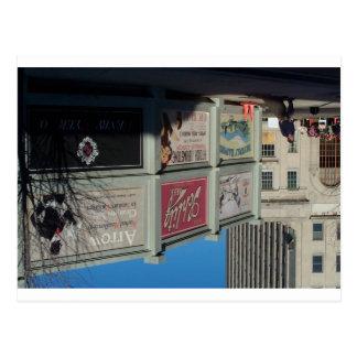 Oshkosh Billboards - Public Enemies Postcard