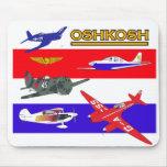 Oshkosh Mouse Pad