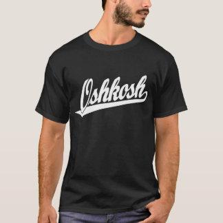 Oshkosh script logo in white T-Shirt