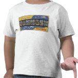 Oshkosh, Wisconsin - escenas grandes de la letra Camisetas