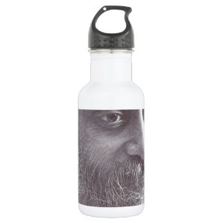 Osho closeup.jpg stainless steel water bottle