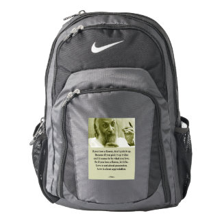Osho Nike Backpack