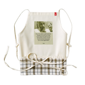 Osho Zazzle HEART Apron