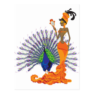 Oshun Postcards