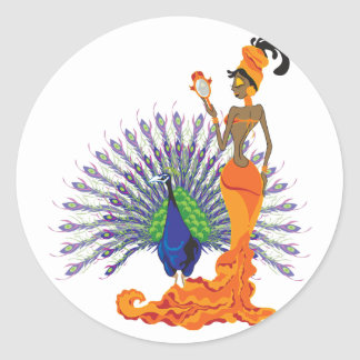 Oshun Stickers