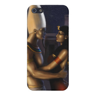 Osiris and Isis iPhone SE/5/5s Case